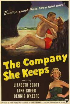 The Company She Keeps on-line gratuito