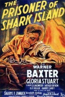 Il prigioniero dell'isola degli squali online