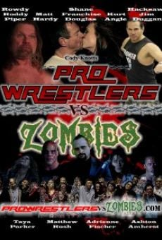 Pro Wrestlers vs Zombies on-line gratuito