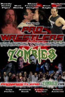 Pro Wrestlers vs Zombies online