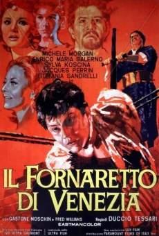 Ver película Proceso en Venecia
