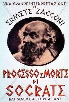 Processo e morte di Socrate on-line gratuito