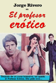 Profesor eróticus online