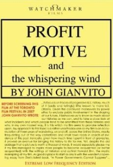 Profit Motive and the Whispering Wind online free