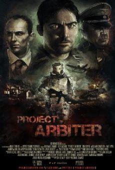Watch Project Arbiter online stream