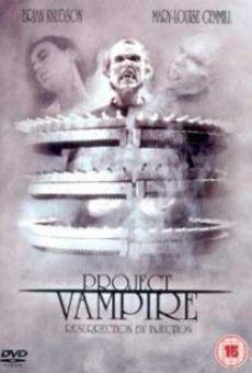 Ver película Project Vampire