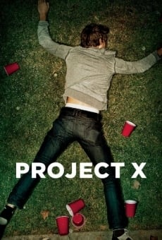 Watch Project X online stream