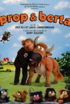 Ver película Prop y Berta