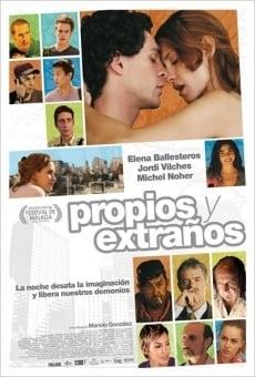Película: Propios y extraños