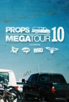 Ver película Props BMX: Megatour 10