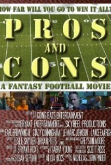Película: Pros and Cons: A Fantasy Football Movie