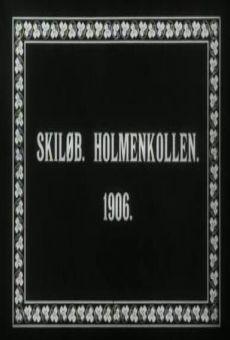 Skiløb. Holmenkollen on-line gratuito