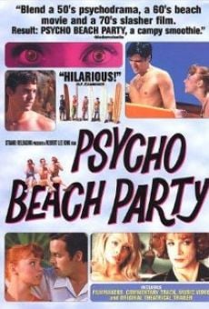 Ver película Psycho Beach Party