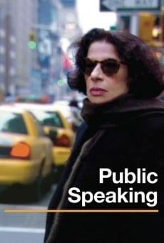 Public Speaking: Fran Lebowitz - si Woody Allen était une femme