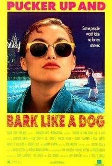 Ver película Frunce el ceño y ladra como un perro
