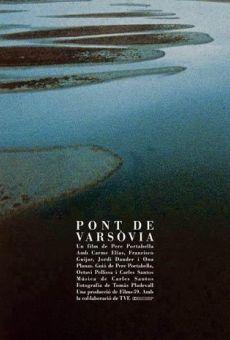 Película: Puente de Varsovia