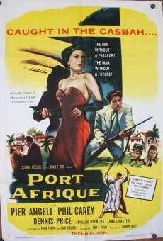 Port Afrique on-line gratuito
