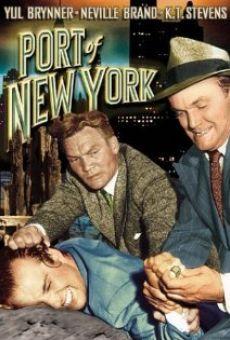 Ver película Puerto de Nueva York