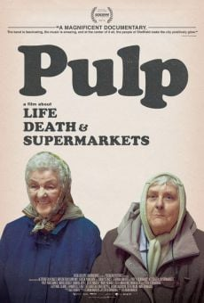 Película: Pulp: a Film About Life, Death & Supermarkets