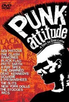 Ver película Punk: Attitude