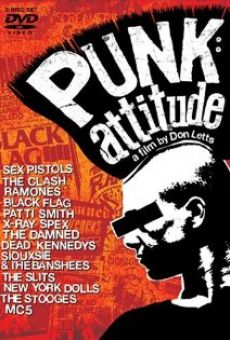 Punk: Attitude online