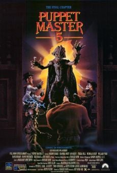 Película: Puppet Master 5: The Final Chapter