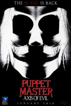 Puppet Master: Axis of Evil online streaming