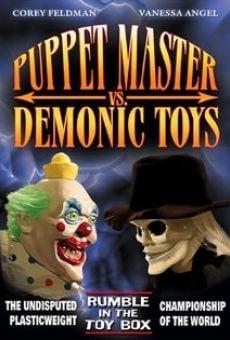 Puppet Master vs Demonic Toys en ligne gratuit