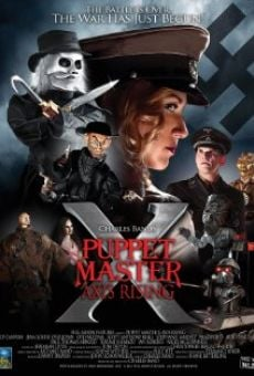 Puppet Master X: Axis Rising on-line gratuito