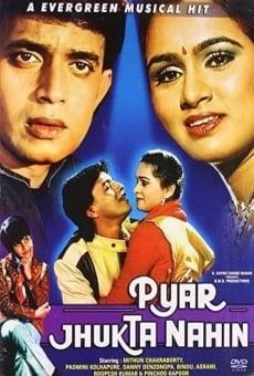 Ver película Pyar Jhukta Nahin