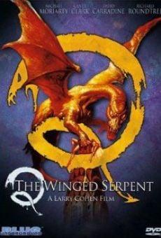 Ver película Q, la serpiente voladora