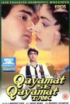 Qayamat se qayamat tak on-line gratuito