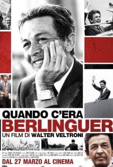 Ver película Quando c'era Berlinguer