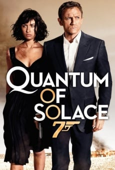 007 - Quantum of Solace online streaming