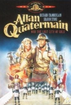 Allan Quatermain and the Lost City of Gold on-line gratuito