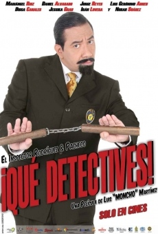 Ver película ¡Qué Detectives!
