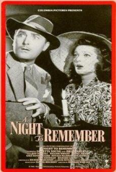 Ver película ¡Qué noche aquella!