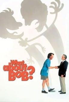 Ver película ¿Qué pasa con Bob?