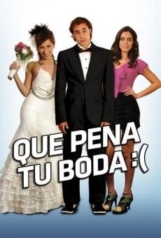Qué pena tu boda online