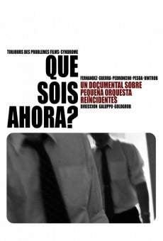 Ver película ¿Qué sois ahora?, un documental sobre Pequeña Orquesta Reincidentes