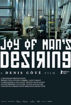 Ver película La alegría de los deseos del hombre