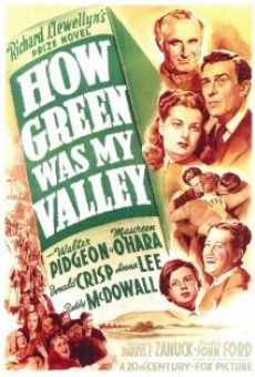 How Green Was My Valley on-line gratuito