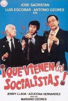 Ver película ¡Que vienen los socialistas!