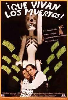 Ver película ¡Que vivan los muertos!