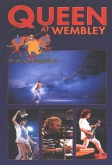 Película: Queen Live at Wembley '86
