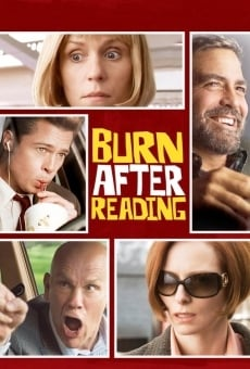 Ver película Quemar después de leer