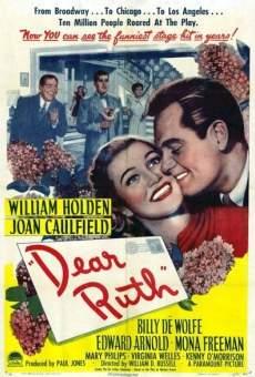 Ver película Querida Ruth