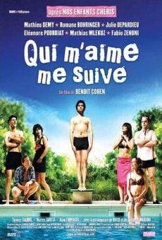 Ver película Qui m'aime me suive (Quien me ame, que me siga)