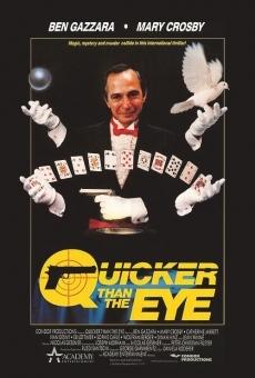 Ver película Quicker Than the Eye