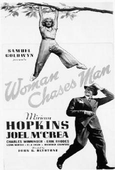 Ver película Quien conquista es la mujer
